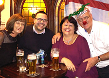 dublin hammers christmas party 2016