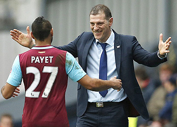 Super Slav and Payet