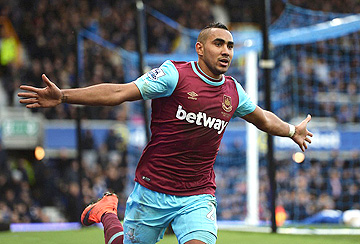 Payet scores the winner in injury time