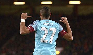 we've got Payet